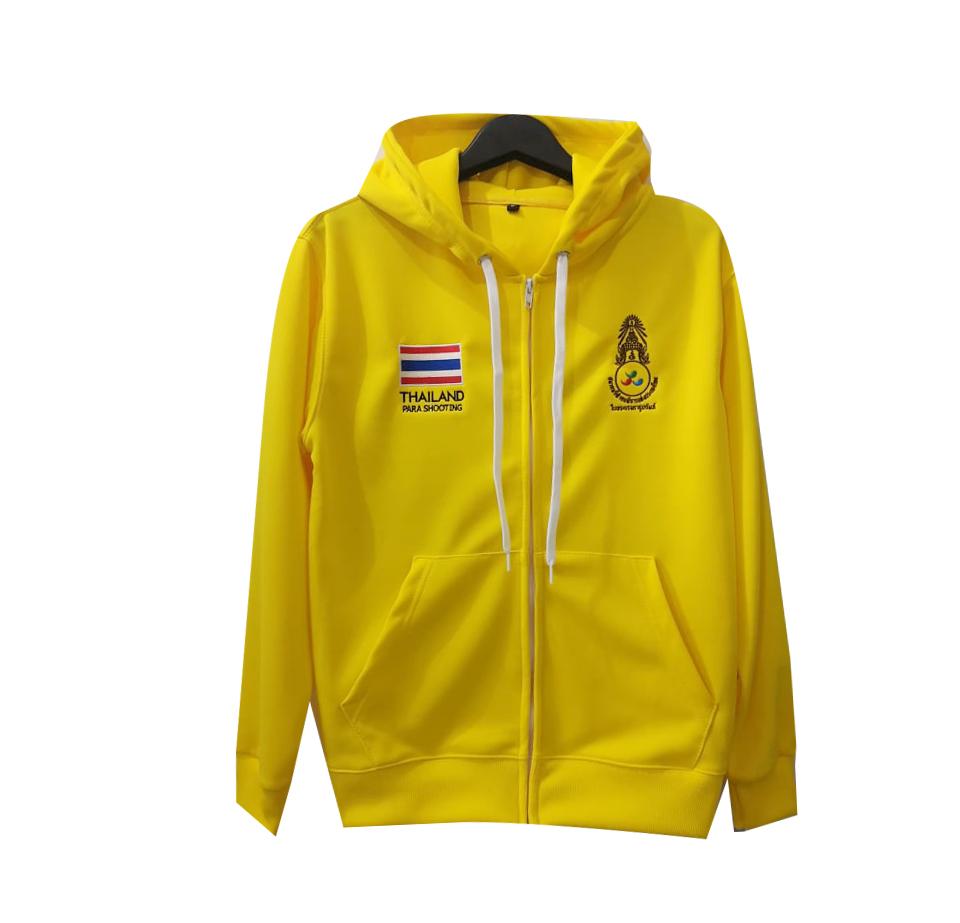 เสื้ฮู้ดสมาคมกีฬาคนพิการแห่งประเทศไทย